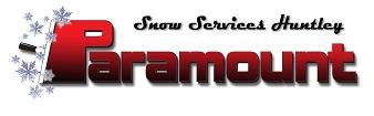Paramount Snow Services Logo